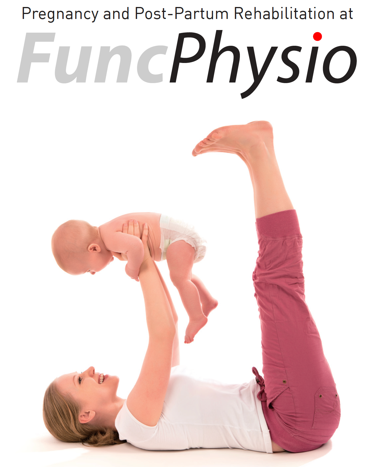 Pregnancy and Post-Partum Rehabilitations